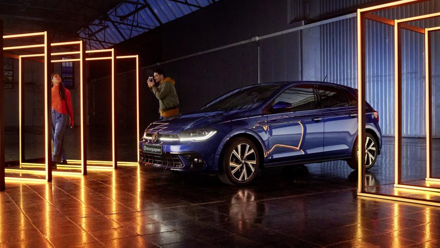 Volkswagen-Polo-Banner-Kleur